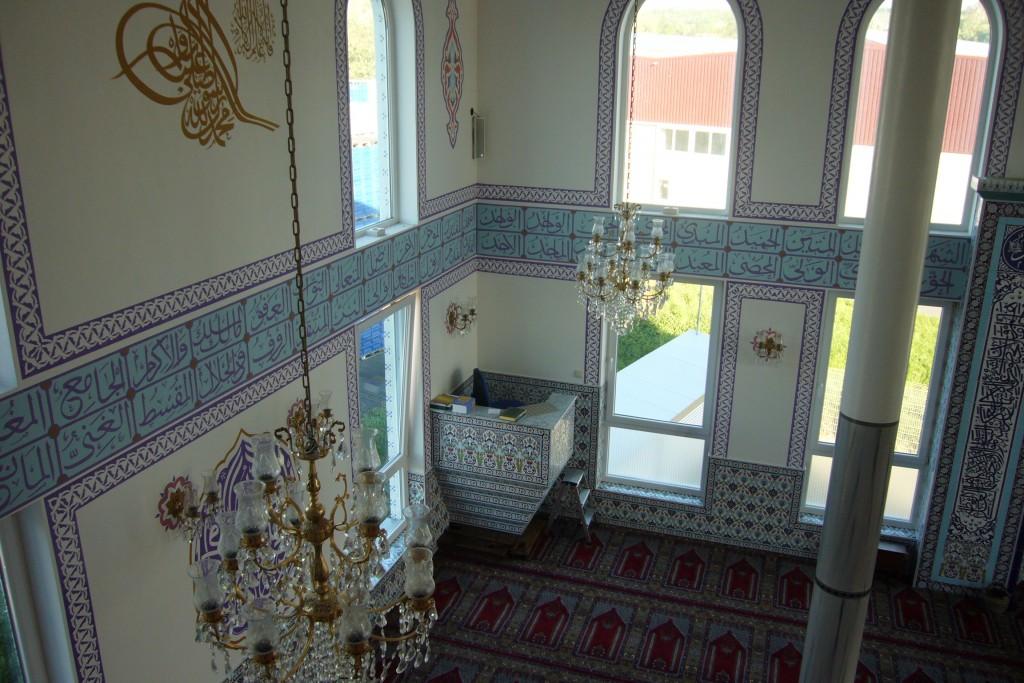 Moscheebesuch in Ingelheim