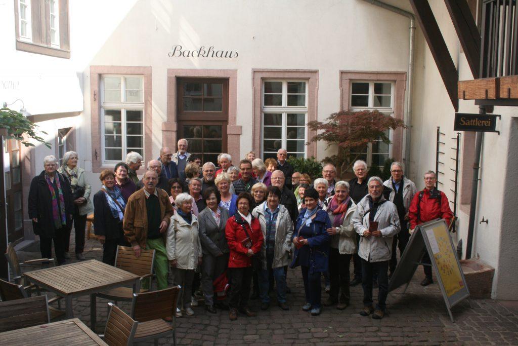 Ausflug Heidelberg 2016
