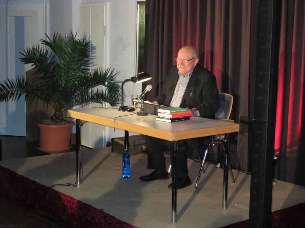 Herbert Bonewitz bei der SBi Gau-Algesheim_