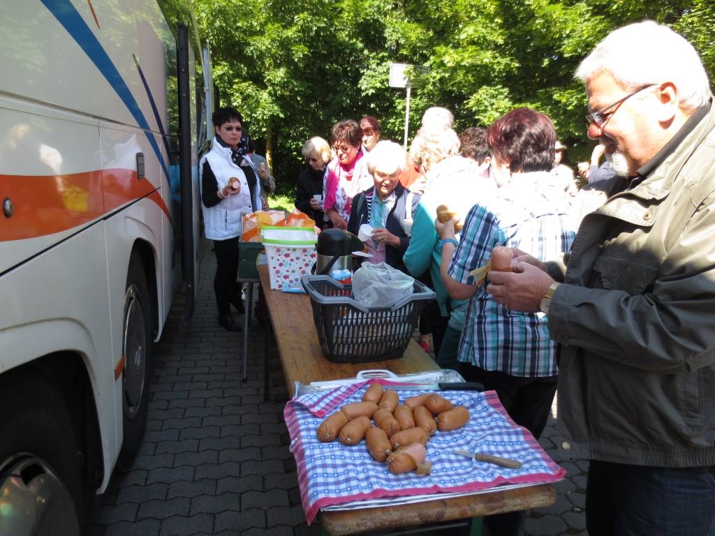 Gau-Algesheimer Frühstück obligatorisch!