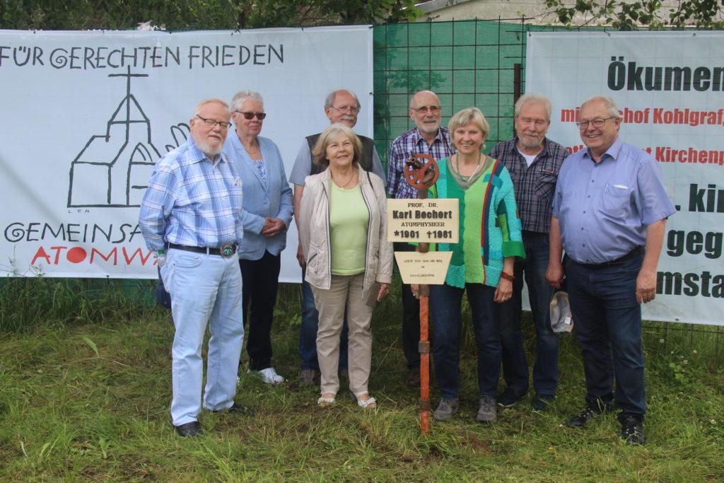 Karl-Bechert-Friedensstele
